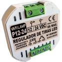 Regulador a pulsadores para Tiras LED P12-24