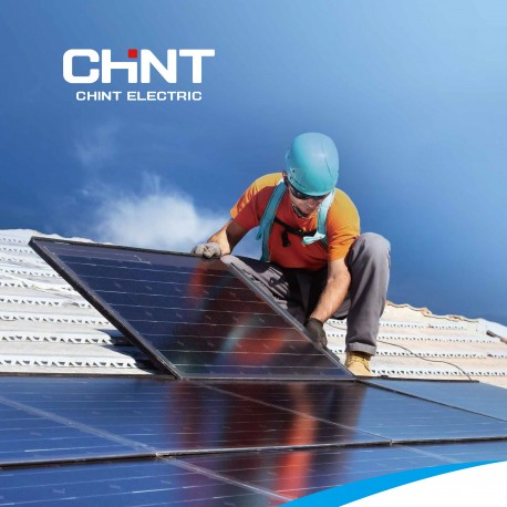 KFV-4M-TI - 1KW Photovoltaic KIT for Self Consumption, Network Connected,  Sloped Roof